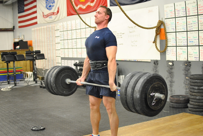 deadlift mistakes put down
