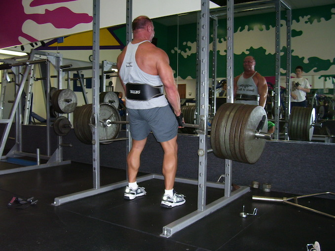 deadlift mistakes rack