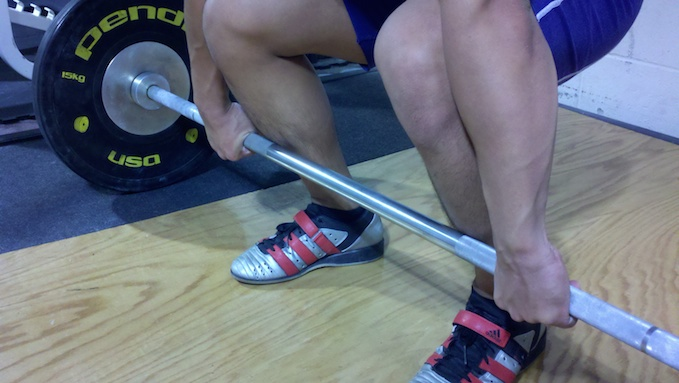 deadlift mistakes shoes