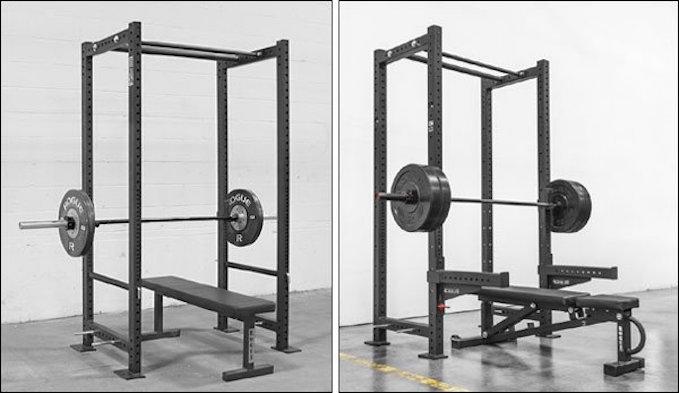home gym power rack