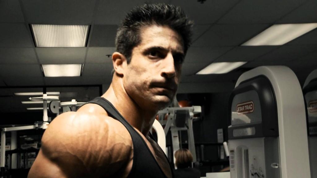 steroid shoulders