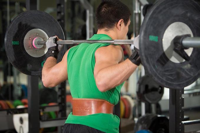 ceinture de musculation