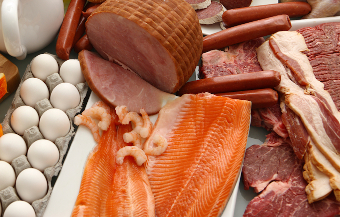 what is protein
